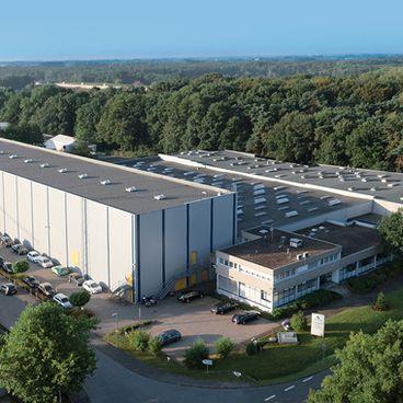 Fabriek Bielefeld