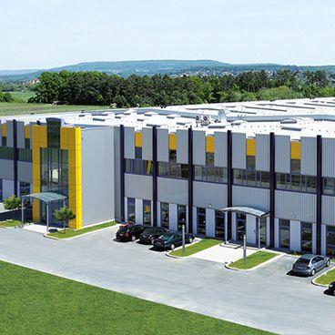 Fabriek Forchheim
