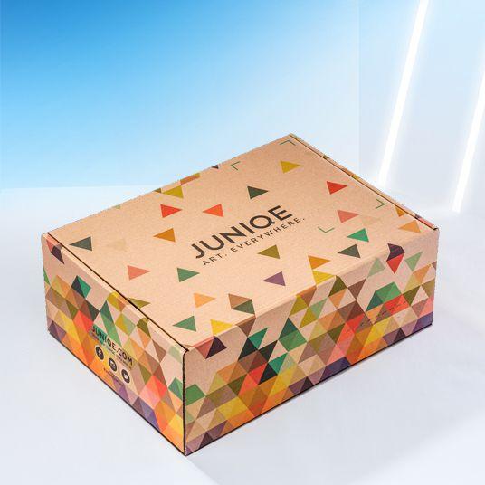 Digitaal printen voor Junique