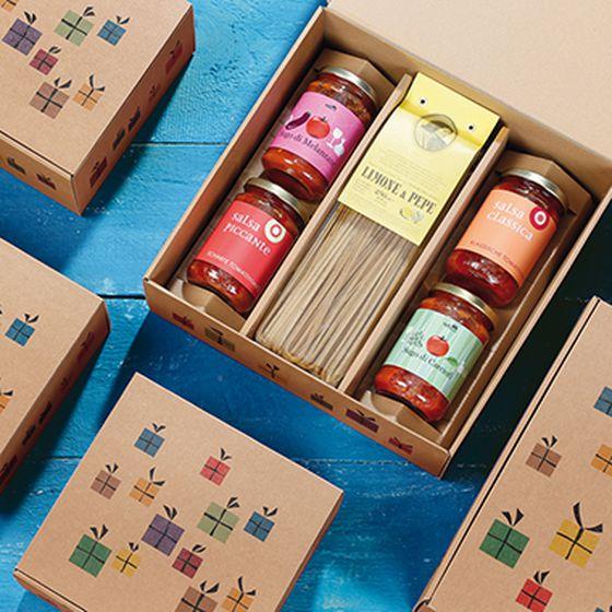 Emballage-cadeau Surprise