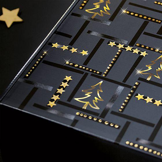 Gift box, Edle Weihnacht