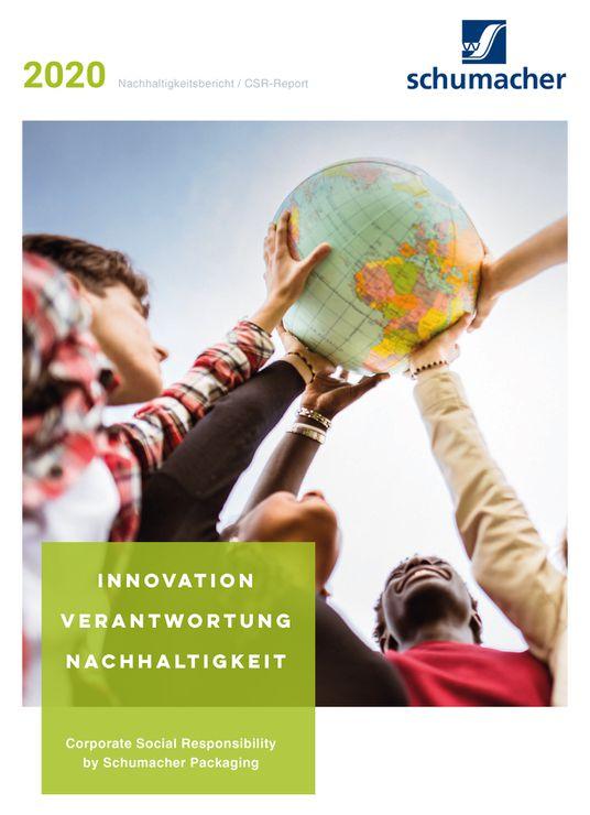 Omslagfoto MVO-brochure