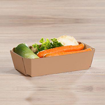 Barquette pour légumes Légumes pour potage