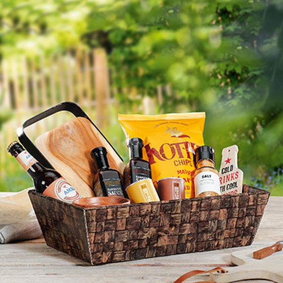 Emballage-cadeau Country Garden