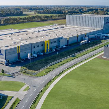Fabriek Greven