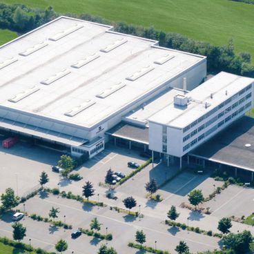 Fabriek Lehrte