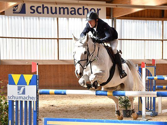 Schumacher Packaging sponsort paardensport