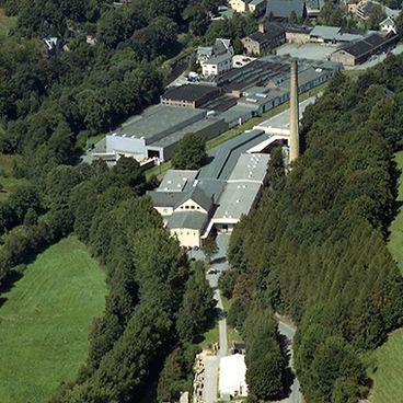Fabriek III Kartonverarbeitung Schwarzenberg