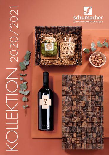 Main catalogue, Schumacher Packaging Collection 2021