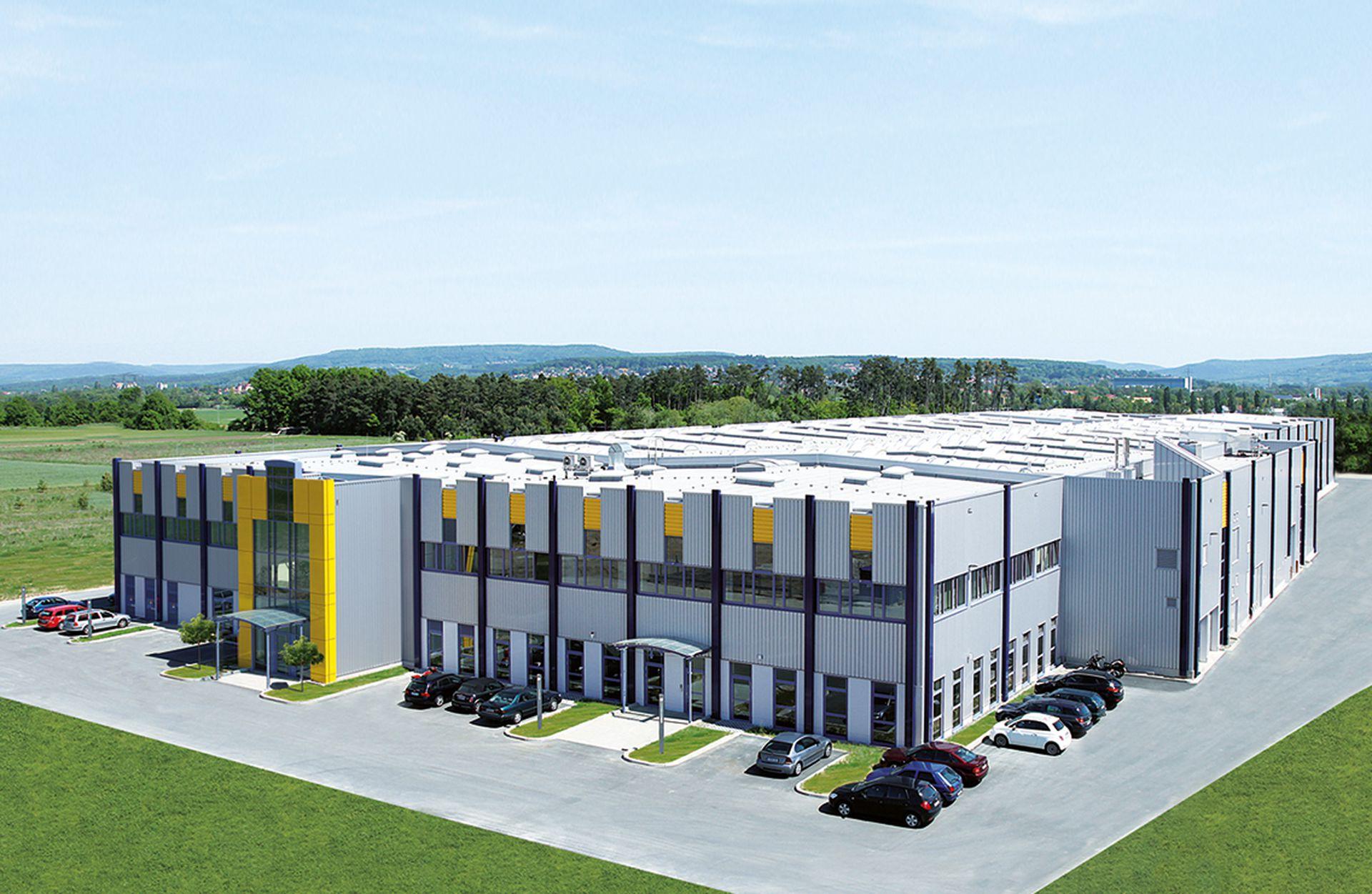 Forchheim-fabriek