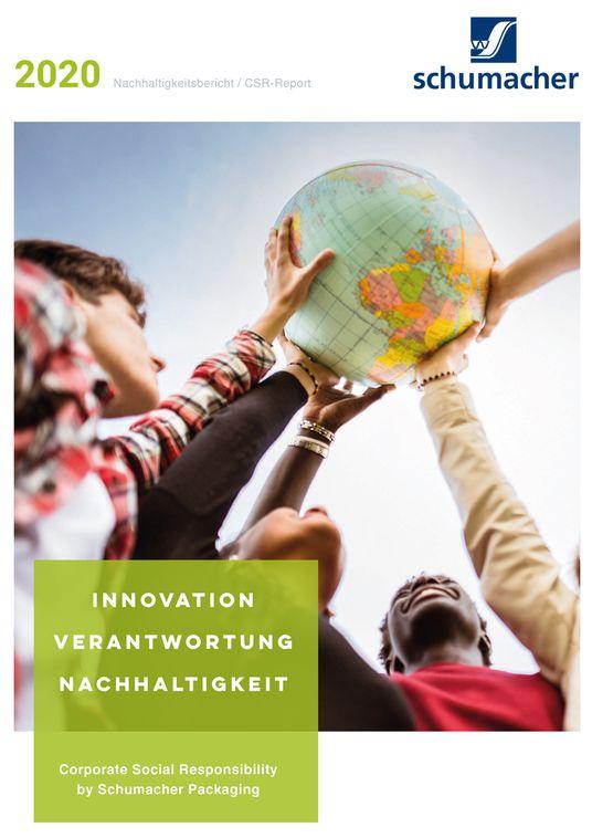 Titelbild CSR Broschüre