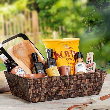 Lente/zomer 2021 verpakkingsidee Country en barbecue